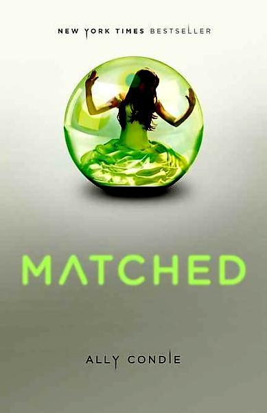 "Matched by Ally CondieReviewed by Miranda BoyerI'm a firm believer that 99% of the time, reading a book is<br /><br /><br /> better then watching the movie. However I still enjoy the movies; I just want<br /><br /><br /> to enjoy the book first. So when I was going through the list of books to<br /><br /><br /> movies this year I took note of some titles that sounded interesting. Let me<br /><br /><br /> introduce Matched by Ally Condie. Matched is about a<br /><br /><br /> dystopian society very reminiscent of other dystopian societies (i.e. The giver, Divergent just to name a<br /><br /><br /> couple). What makes this one unique is that 'the society' is breeding out bad<br /><br /><br /> habits, genes, and breeding in strength, intelligence, and submission to<br /><br /><br /> authority. Those who do not fall into their categories are given infractions,<br /><br /><br /> and their families are shamed. This story told through the first person eyes of<br /><br /><br /> young 17 year old Cassia. We meet her on the day of her Matching ceremony,<br /><br /><br /> where she will be matched with her mate. In four years time they will be<br /><br /><br /> married and will go on to live 'a good life'. A life without choice or<br /><br /><br /> freedoms, and on her 80th birthday, she will die; as everyone does.<br /><br /><br /> She is matched with her best friend Xander but much to her surprise when she<br /><br /><br /> goes to look at a micro-card with his information on it, a picture of Ky comes<br /><br /><br /> up. Ky is another childhood friend of hers. She is told it was a mistake; she<br /><br /><br /> cannot love Ky or be with him, no one can. ""It is one thing to make a choice<br /><br /><br /> and it is another thing to never have the chance."" This book was simple, and easy to read. The ideas aren't all<br /><br /><br /> that new, there hasn't been a moment where surprise, shock, or dismay took<br /><br /><br /> over. But what I loved about it was the way it was written. Condie goes to<br /><br /><br /> great lengths to express emotion and love; she does so, beautifully. There were<br /><br /><br /> many great quotes that I enjoyed and they even made me pause to take note. ""Growing apart does not change the<br /><br /><br /> fact that for years our roots grew side by side."" How many us can relate to<br /><br /><br /> this? This is a fact of life, and Condie illustrates it well with her words.<br /><br /><br /> The whole book is written this way, and this is what I loved so much about it.<br /><br /><br /> She writes with great flair and emotion, bottling it up for her readers to gulp<br /><br /><br /> down. In the end, I enjoyed Matched a lot more then I expected to. I<br /><br /><br /> look forward to reading the second book in the series when it comes in the mail<br /><br /><br /> next week. Until then I will remember this: Do not go gentle into that good night; Old age should burn and rave at<br /><br /><br /> close of day; Rage, rage against the dying of the light – Dylan Thomas"