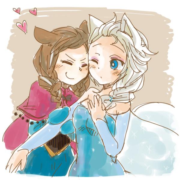 Frozen drawings by Frozenfan Frozen drawings, Anime
