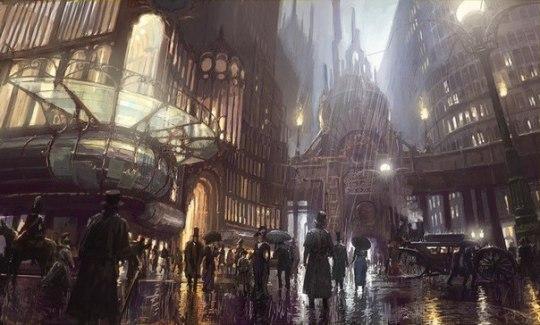 Adventshire/Brazen, a steampunk Apocalypse World hack – Victorian