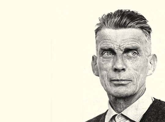 "nevver:  ""You're on Earth. There's no cure for that."" - Samuel Beckett"