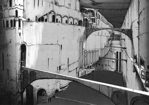 Brücken Megastruktur