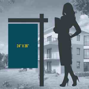 24 x 36 Property Listing Sign