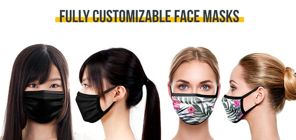 COVID-19 PPE Face Masks