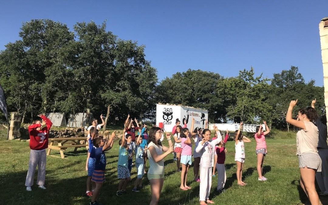 Campamentos Multiaventura en Verano: de 6 a 16 años