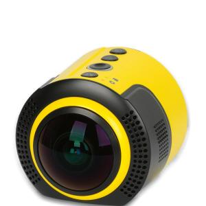 DETU Wireless 360 Video REview