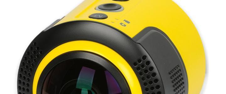 DETU Wireless 360 Video Camera Review
