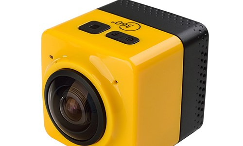 Soocoo Cube360 Panoramic Camera Review