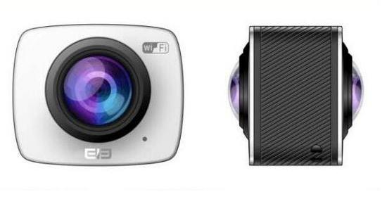 Take a Look At All 360° With VR Camera Elephone EleCam 360