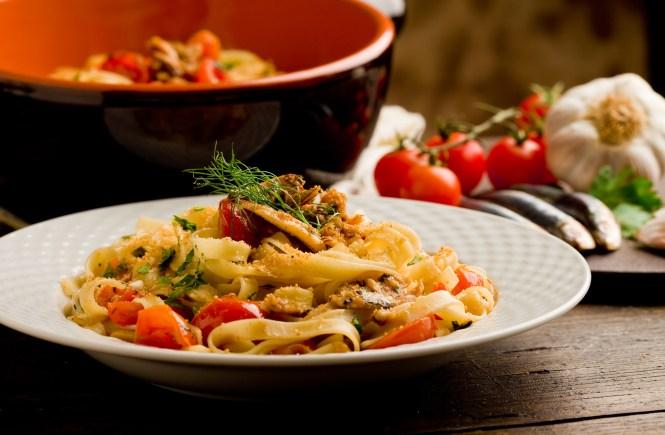 RECIPE-Pasta-With-Sardines-Bellevue-Washington