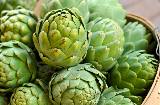 RECIPE-Roasted-Artichokes-With-Garlic-And-Lemon-Bellevue-Washington