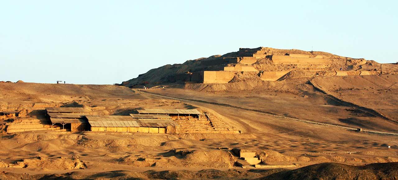 Resultado de imagen de tour arqueológico pachacamac y barranco