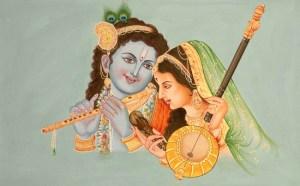 krishna-and-meerabai