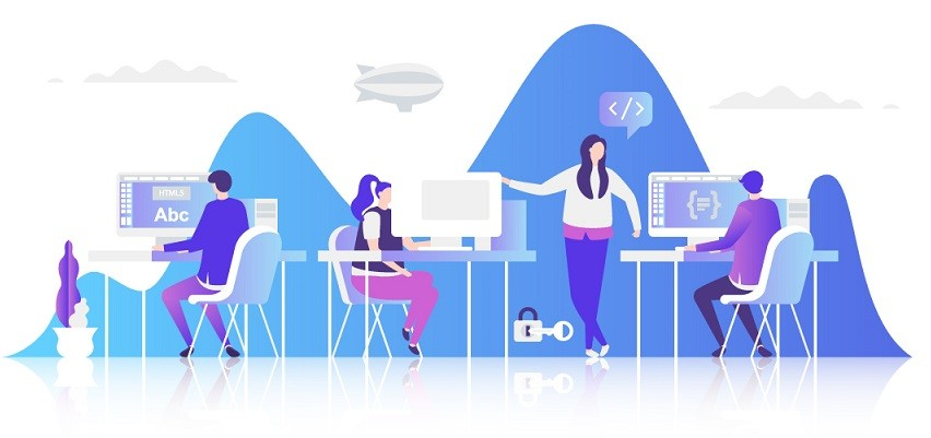web-development-process Website Design and Development