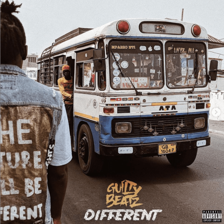 GuiltyBeatz Different EP