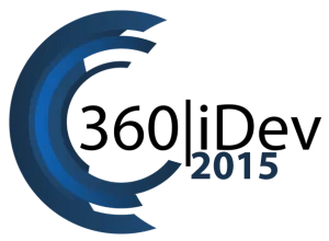 360|iDev 2015 sticker