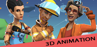 3D Cartoon Animation - 360incomestream
