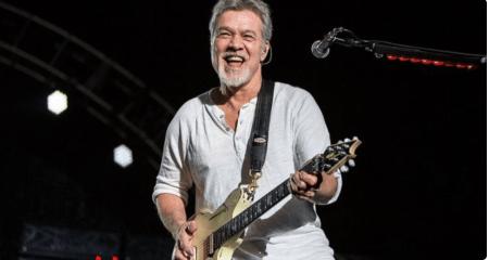 Eddie Van Halen CX