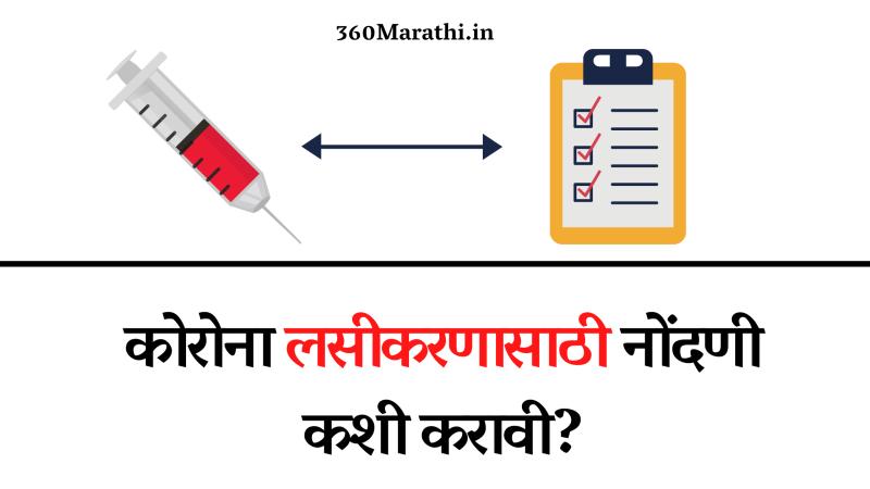 How to register yourself for COVID-19 vaccination on Cowin App in Marathi |कोरोना लसीकरणासाठी नोंदणी कशी करावी?