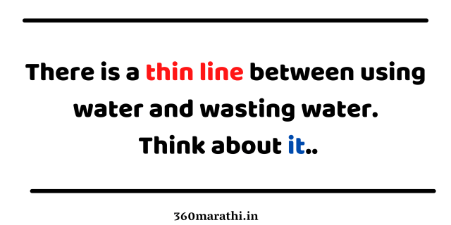 Save Water Quotes images 12 -