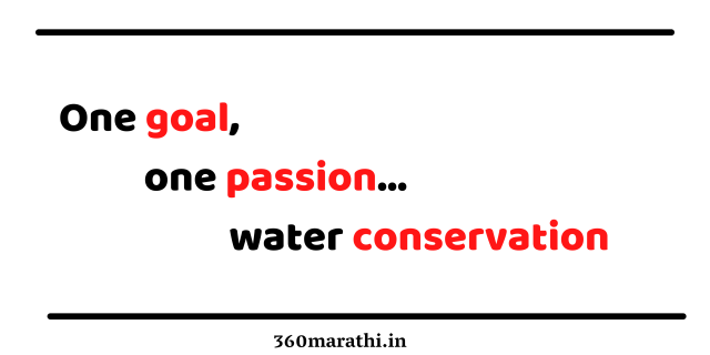 save water quotes with images