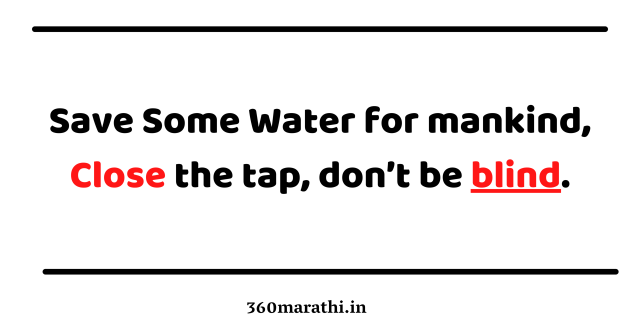 Save Water Quotes images 8 1