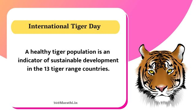 International Tiger Day 2021 Quotes -