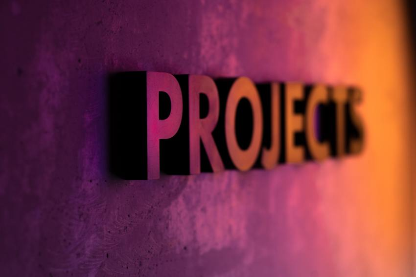 example marketing projects client
