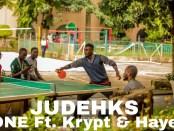Judehks - One Ft Krypt Haye