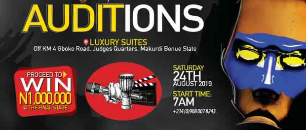 Stage Auditions 2019