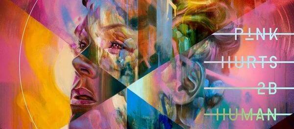 Download Pink ft Khalid Hurts 2B Human mp3 download