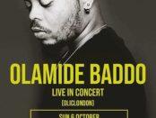 Olamide OLIC Concert At The O2 London