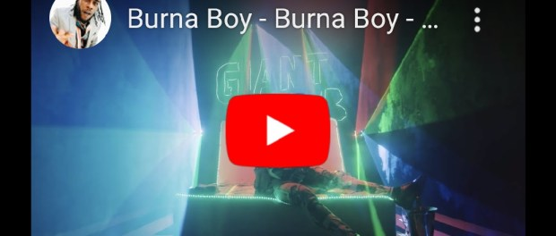 Download Burna Boy Omo Video mp4 download