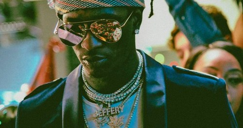 Download Young Thug Ashin The Blunt ft 6LACK Mp3 Download
