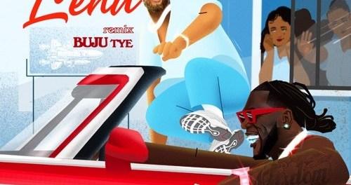 Download Buju Lenu Remix ft Burna Boy Mp3 Download