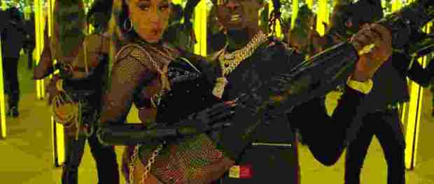 Download Offset Ft Cardi B Clout Mp3 Download