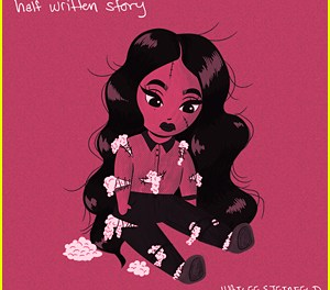 Download Hailee Steinfeld Half Written Story Ep Zip Download