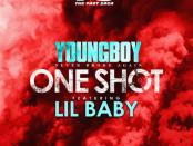Download YoungBoy Never Broke Again One Shot ft Lil Baby MP3 Download