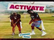 Download Stonebwoy Ft Davido Activate Mp3 Download