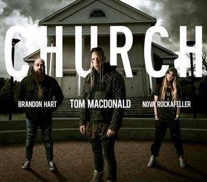 Download Tom MacDonald & Brandon Hart Church ft Nova Rockafeller MP3 Download