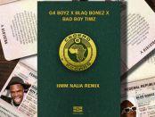 Download G4 Boyz Hmm Remix ft Blaqbonez & Bad Boy Timz MP3 Download