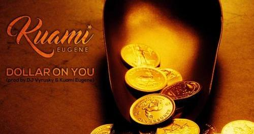 Download Kuami Eugene Dollar On You MP3 Download