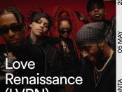 Download Love Renaissance (LVRN) Just Say That Ft OMB Bloodbath BRS Kash Westside Boogie & 6LACK MP3 Download