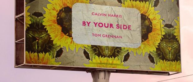 Download Calvin Harris Ft Tom Grennan By Your Side MP3 Download