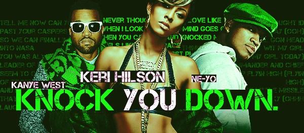 Download Keri Hilson Ft Kanye West NeYo Knock You Down Mp3 Download