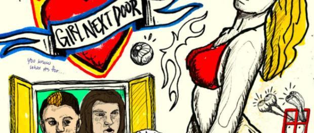 Download Sk8 Ft Wiz Khalifa & Dvbbs Girl Next Door MP3 Download