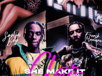 Soulja Boy Ft. French Montana – She Make It Clap (Remix)