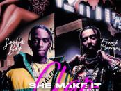 Download Soulja Boy Ft French Montana She Make It Clap Remix MP3 Download