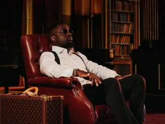 Sarkodie Ft. MOGmusic – I'll Be There