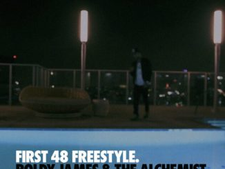 """Boldy James – The Alchemist """"First 48 Freestyle"""""""