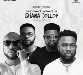 Download Basketmouth Ghana Jollof Ft Falz & Kwabena Kwabena MP3 Download